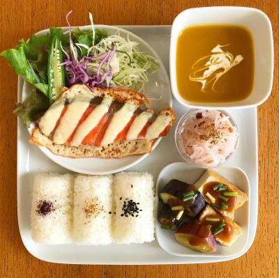 鮭のチーズ焼き_b0102217_16393857.jpg