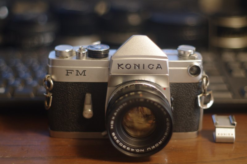 SMC Pentax 50mm F1.4 を K-7 に 付けて_b0069128_17431098.jpg