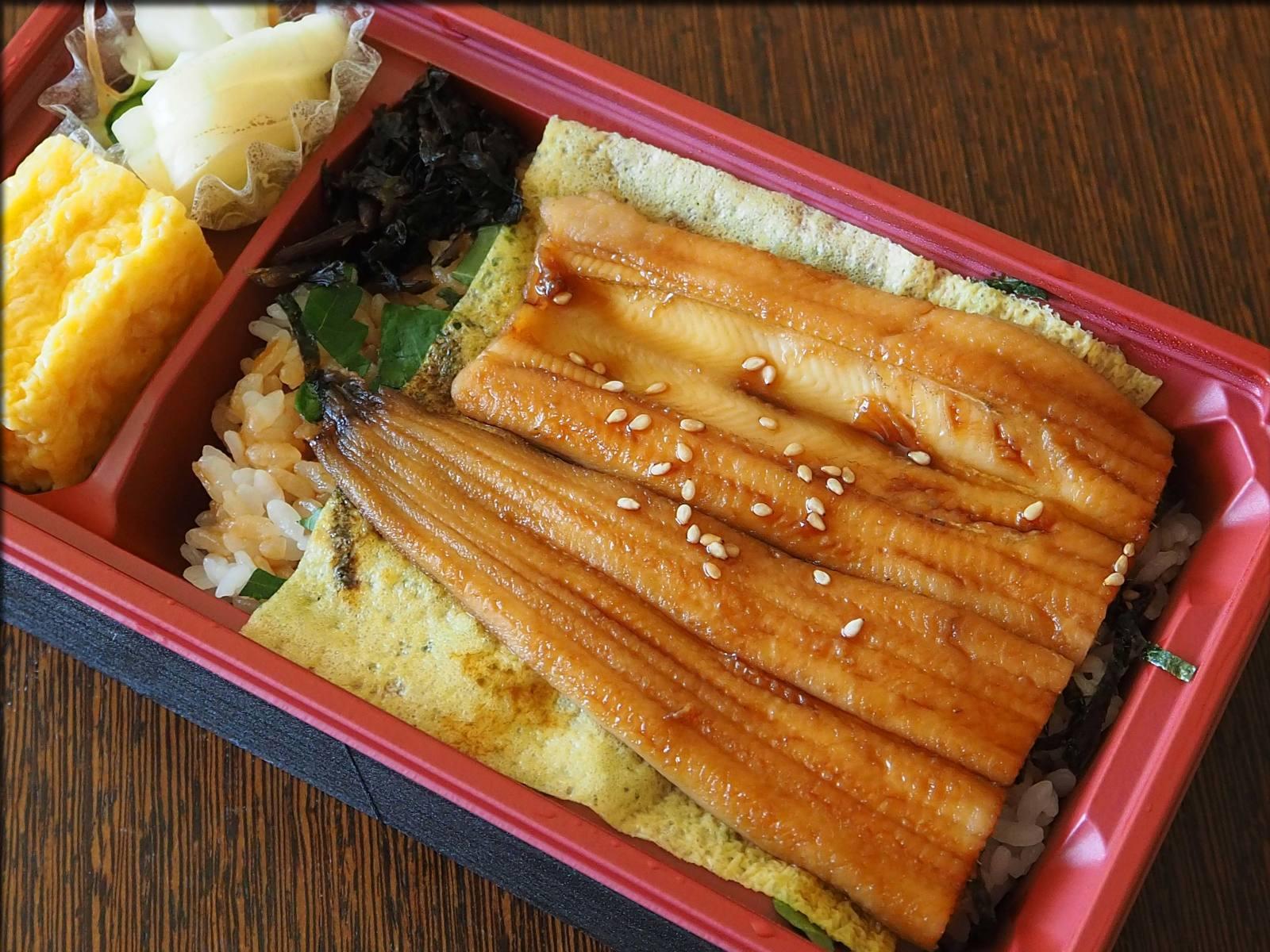 日本橋 玉ゐの煮あなご弁当@人形町店_b0054329_09145208.jpg