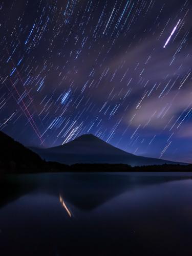 2020.9.14~15富士山星景と明け方の月(田貫湖)_e0321032_09595199.jpg
