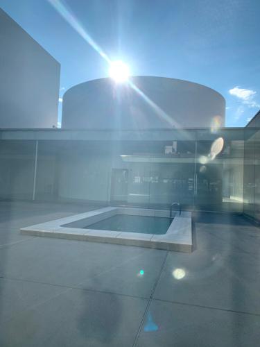 21世紀美術館横のギャラリーとFACTRY ZOOMER_b0228252_16023002.jpg