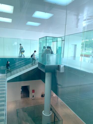 21世紀美術館横のギャラリーとFACTRY ZOOMER_b0228252_16082166.jpg