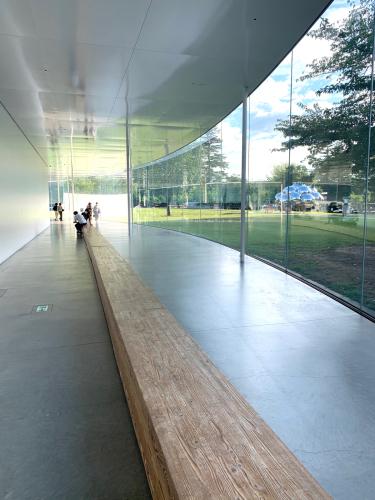 21世紀美術館横のギャラリーとFACTRY ZOOMER_b0228252_16082743.jpg