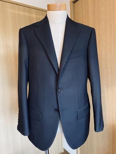 ~フォーマルブラック スーツ&ネクタイ~ 【Sartoria Iwate】 編_c0177259_21380764.jpeg