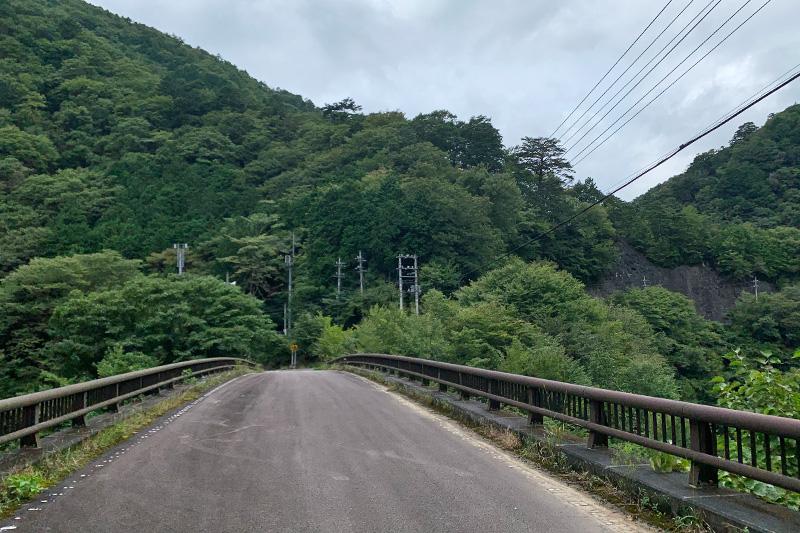 (飽きずに)松姫峠から葛野川ダムへ 2020年9月13日_d0123571_20431986.jpg