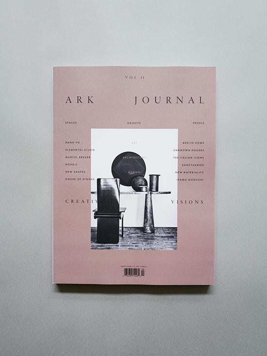 「Ark Journal」再入荷のお知らせ_b0120278_18460119.jpg