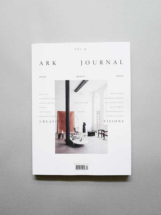 「Ark Journal」再入荷のお知らせ_b0120278_18460844.jpg