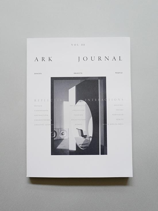 「Ark Journal」再入荷のお知らせ_b0120278_18461796.jpg