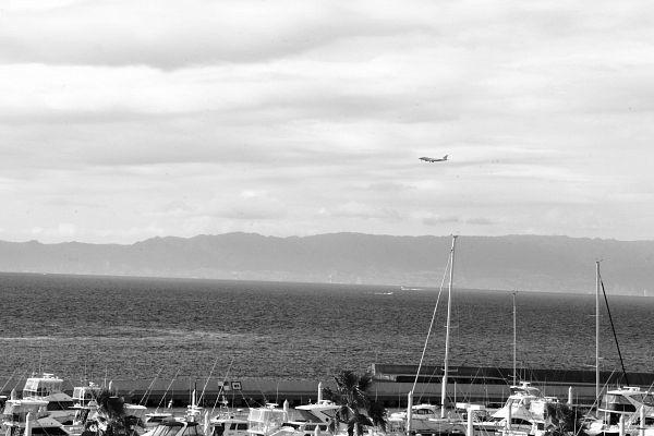 青い海と青い空を眺めながら〜。_f0083400_21524027.jpg