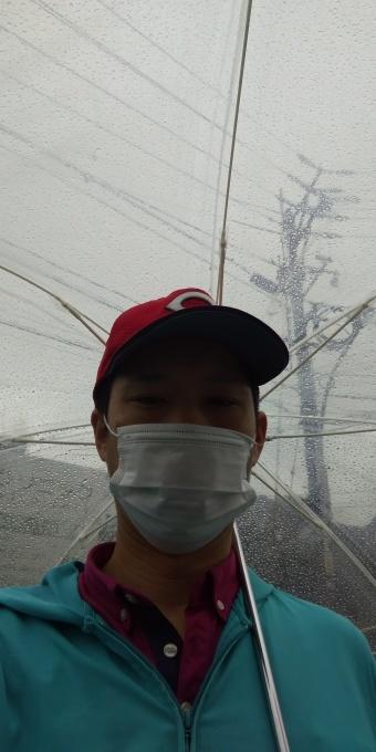 本日も誰もしないアベノマスクよりコンビニのマスクで介護現場に出勤です!_e0094315_07514323.jpg