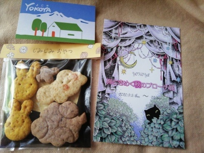 YOKOYAさん初秋セット第二弾_c0289116_18223088.jpg