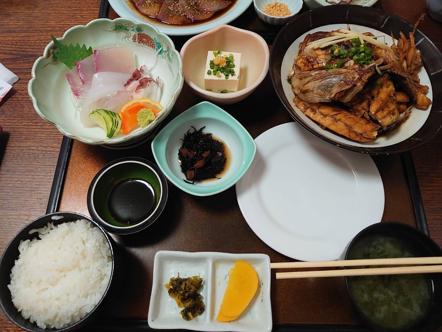 天草に海鮮丼を食べに行ってきました。_e0184224_11474273.jpg