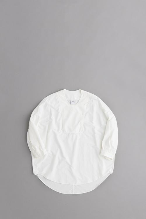 NO CONTROL AIR プルオーバー ビッグシャツ (オフホワイト)_d0120442_1743961.jpg