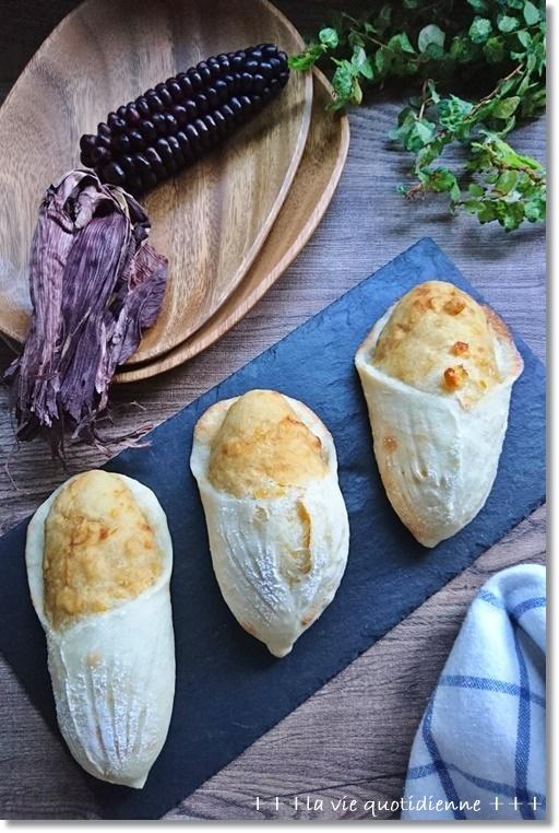 ロティオランを夢見て(笑)トウモロコシのパン【からすのパン屋さん】と3つのゴチャ混ぜパズル完成!_a0348473_04454668.jpg
