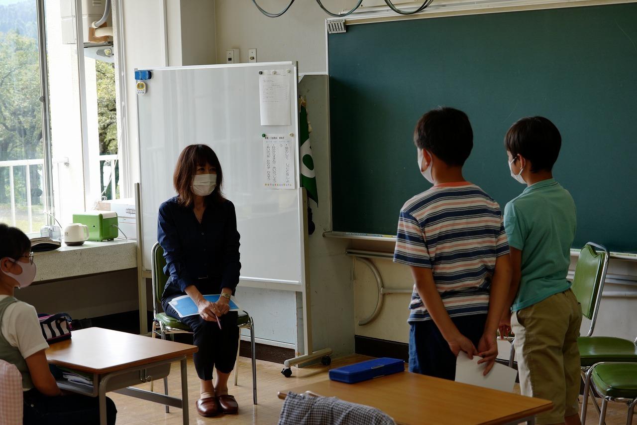 牧小学校6年生の授業再び_d0182179_09290989.jpg