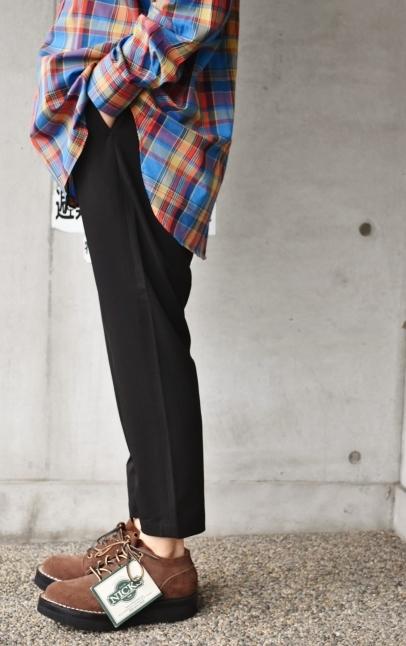 SAGE DE CRET   Climbing PANTS ★★_d0152280_06580250.jpg