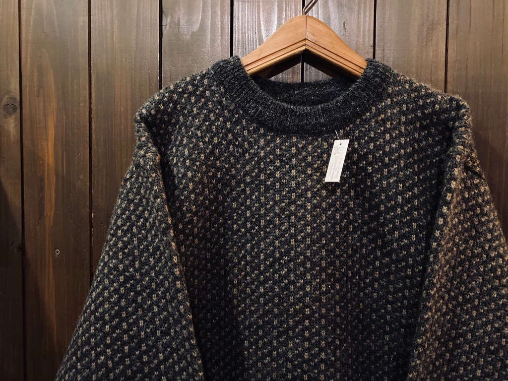 マグネッツ神戸店 9/19(土)冬Superior入荷! #2 Knit Item!!!_c0078587_13400597.jpg