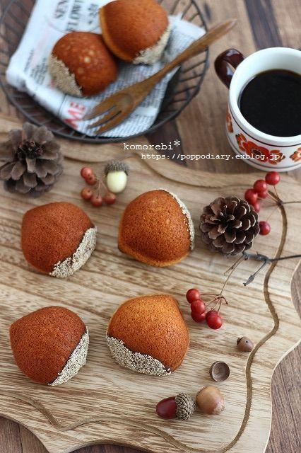 チョコマロンケーキ_a0134594_23393501.jpg