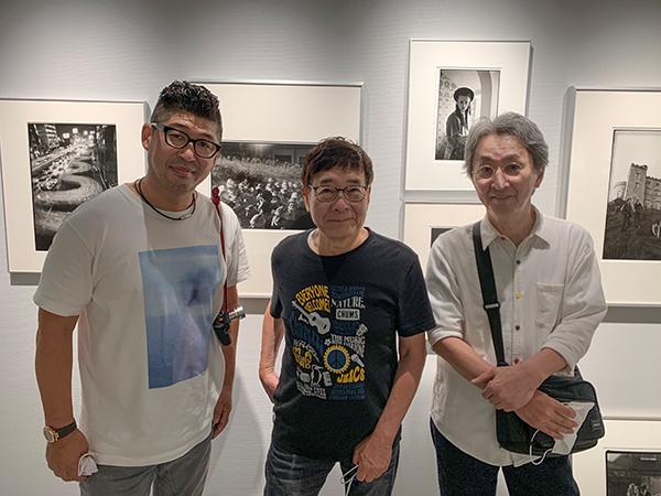 半年ぶりに写真展に行って来た、ハービー・山口さんの写真展です。_b0194208_23272058.jpg
