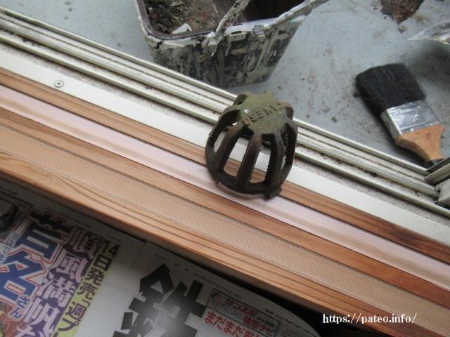 目黒区S様邸ベランダ手摺塗装(鉄部)・床防水仕上げ完了。_a0214329_09450642.jpg