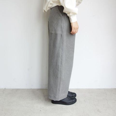 ASEEDONCLOUD : HW wide trousers_a0234452_13425956.jpg