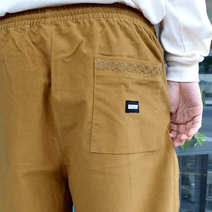"""RADIALL \""""MUSCLE SHOALS - STRAIGHT FIT EASY PANTS\""""_f0097559_11391119.jpg"""