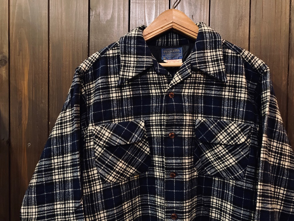 マグネッツ神戸店 9/19(土)冬Superior入荷! #5 Pendleton Shirt ,TopSter Jacket!!!_c0078587_12465584.jpg