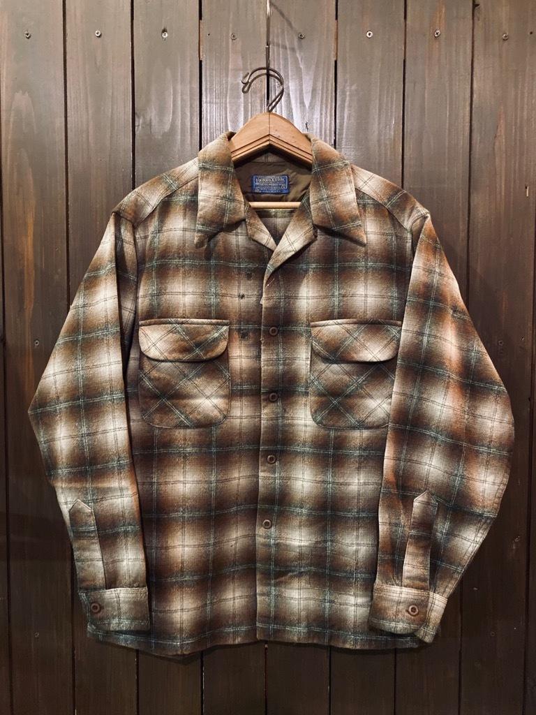 マグネッツ神戸店 9/19(土)冬Superior入荷! #5 Pendleton Shirt ,TopSter Jacket!!!_c0078587_12495524.jpg