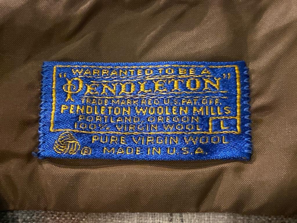 マグネッツ神戸店 9/19(土)冬Superior入荷! #5 Pendleton Shirt ,TopSter Jacket!!!_c0078587_12495614.jpg