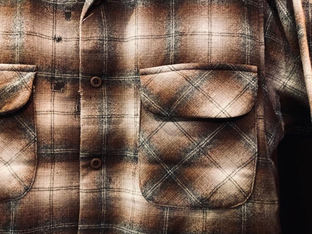 マグネッツ神戸店 9/19(土)冬Superior入荷! #5 Pendleton Shirt ,TopSter Jacket!!!_c0078587_12495632.jpg