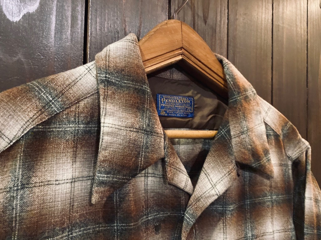 マグネッツ神戸店 9/19(土)冬Superior入荷! #5 Pendleton Shirt ,TopSter Jacket!!!_c0078587_12495641.jpg