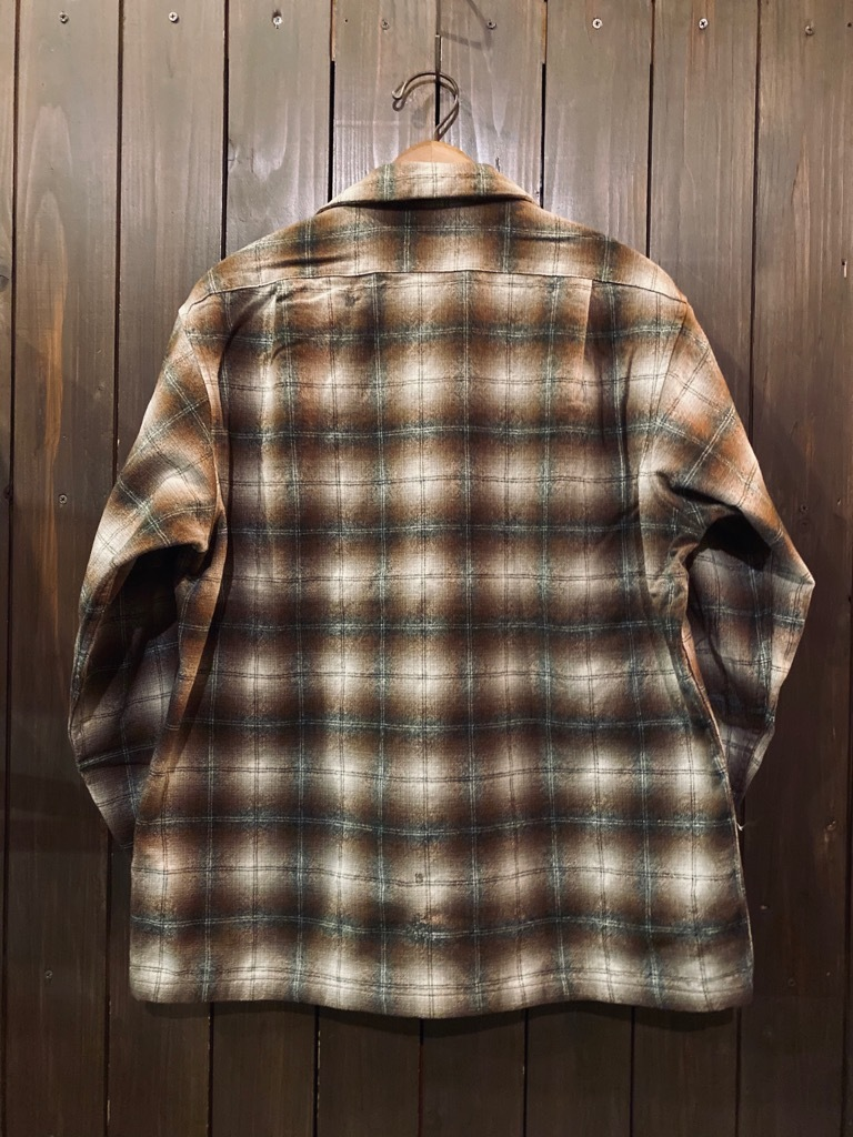 マグネッツ神戸店 9/19(土)冬Superior入荷! #5 Pendleton Shirt ,TopSter Jacket!!!_c0078587_12503081.jpg