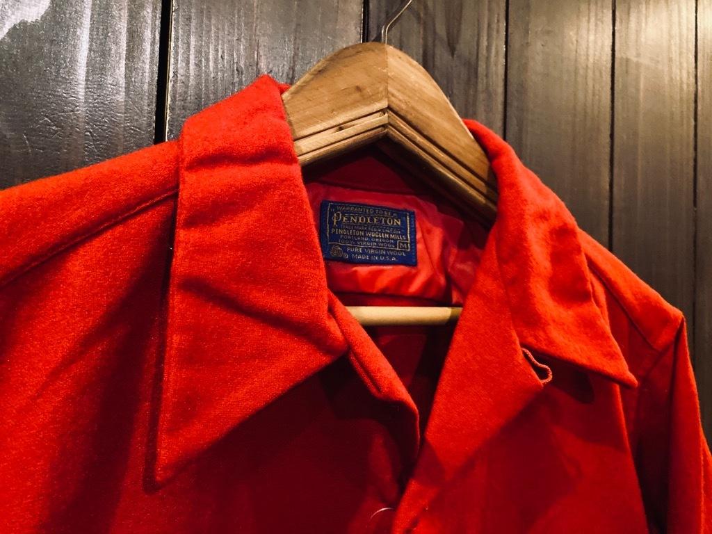 マグネッツ神戸店 9/19(土)冬Superior入荷! #5 Pendleton Shirt ,TopSter Jacket!!!_c0078587_12504012.jpg