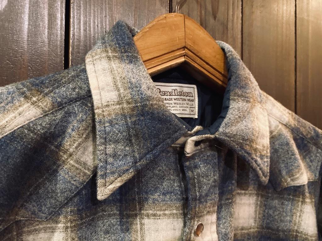 マグネッツ神戸店 9/19(土)冬Superior入荷! #5 Pendleton Shirt ,TopSter Jacket!!!_c0078587_12505634.jpg