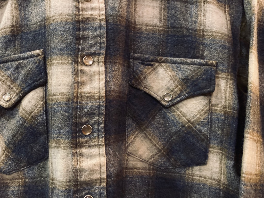 マグネッツ神戸店 9/19(土)冬Superior入荷! #5 Pendleton Shirt ,TopSter Jacket!!!_c0078587_12505684.jpg