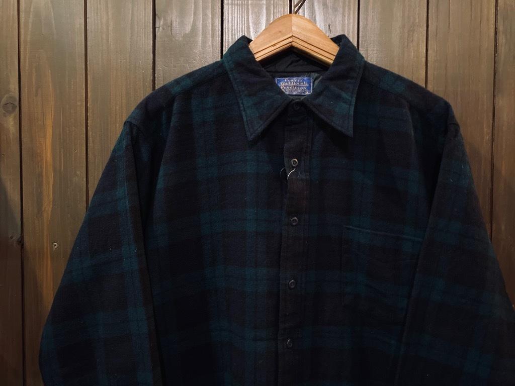 マグネッツ神戸店 9/19(土)冬Superior入荷! #5 Pendleton Shirt ,TopSter Jacket!!!_c0078587_12511243.jpg