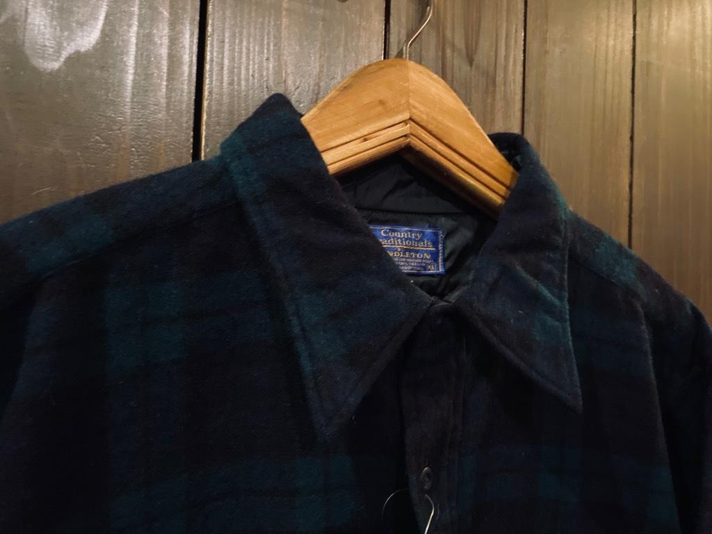 マグネッツ神戸店 9/19(土)冬Superior入荷! #5 Pendleton Shirt ,TopSter Jacket!!!_c0078587_12511277.jpg