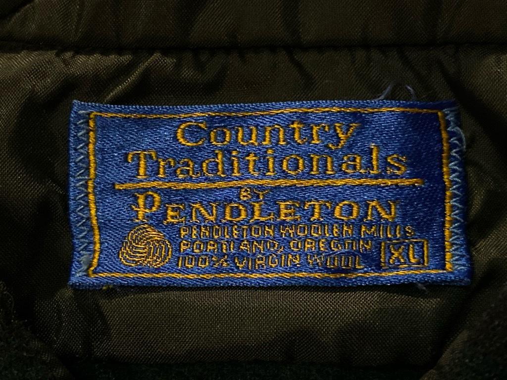 マグネッツ神戸店 9/19(土)冬Superior入荷! #5 Pendleton Shirt ,TopSter Jacket!!!_c0078587_12511321.jpg