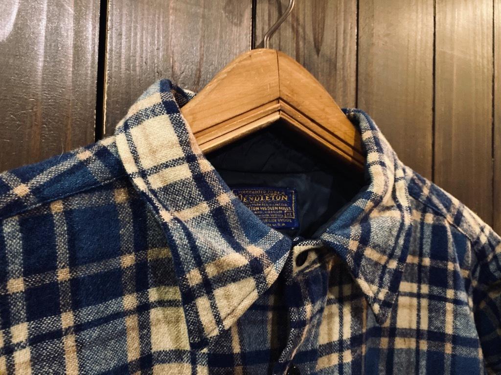 マグネッツ神戸店 9/19(土)冬Superior入荷! #5 Pendleton Shirt ,TopSter Jacket!!!_c0078587_12513125.jpg