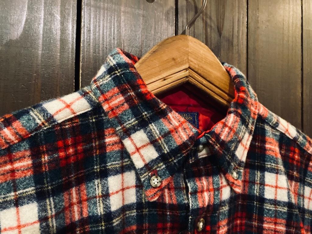 マグネッツ神戸店 9/19(土)冬Superior入荷! #5 Pendleton Shirt ,TopSter Jacket!!!_c0078587_12520137.jpg