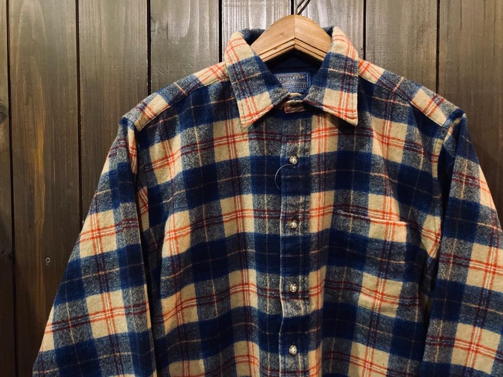 マグネッツ神戸店 9/19(土)冬Superior入荷! #5 Pendleton Shirt ,TopSter Jacket!!!_c0078587_12522025.jpg