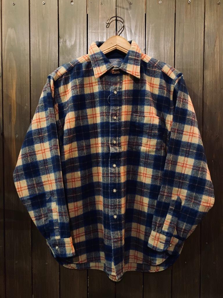 マグネッツ神戸店 9/19(土)冬Superior入荷! #5 Pendleton Shirt ,TopSter Jacket!!!_c0078587_12522035.jpg