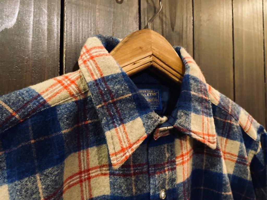 マグネッツ神戸店 9/19(土)冬Superior入荷! #5 Pendleton Shirt ,TopSter Jacket!!!_c0078587_12522040.jpg