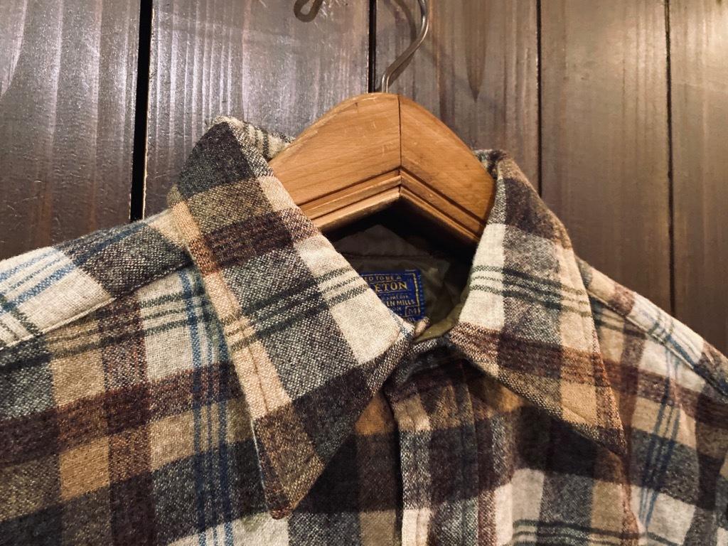 マグネッツ神戸店 9/19(土)冬Superior入荷! #5 Pendleton Shirt ,TopSter Jacket!!!_c0078587_12525135.jpg