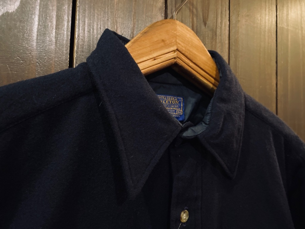 マグネッツ神戸店 9/19(土)冬Superior入荷! #5 Pendleton Shirt ,TopSter Jacket!!!_c0078587_12530855.jpg