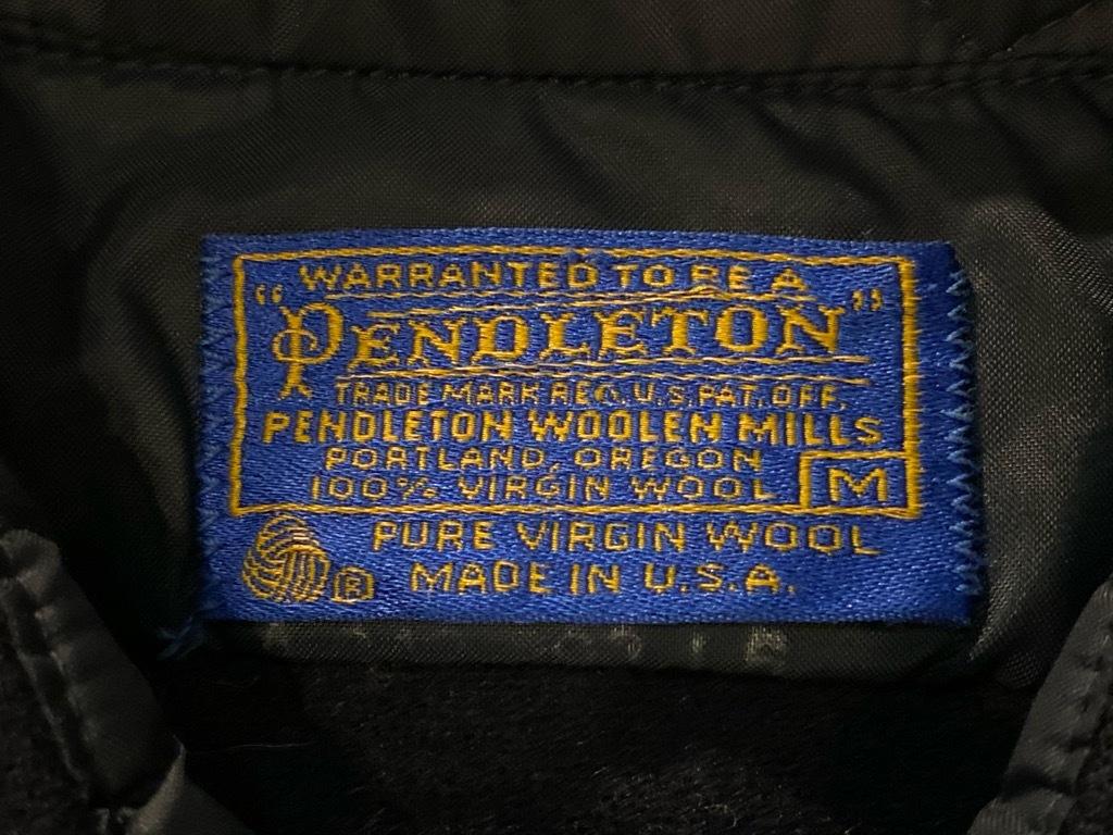 マグネッツ神戸店 9/19(土)冬Superior入荷! #5 Pendleton Shirt ,TopSter Jacket!!!_c0078587_12530903.jpg