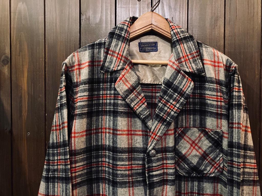 マグネッツ神戸店 9/19(土)冬Superior入荷! #5 Pendleton Shirt ,TopSter Jacket!!!_c0078587_12533817.jpg