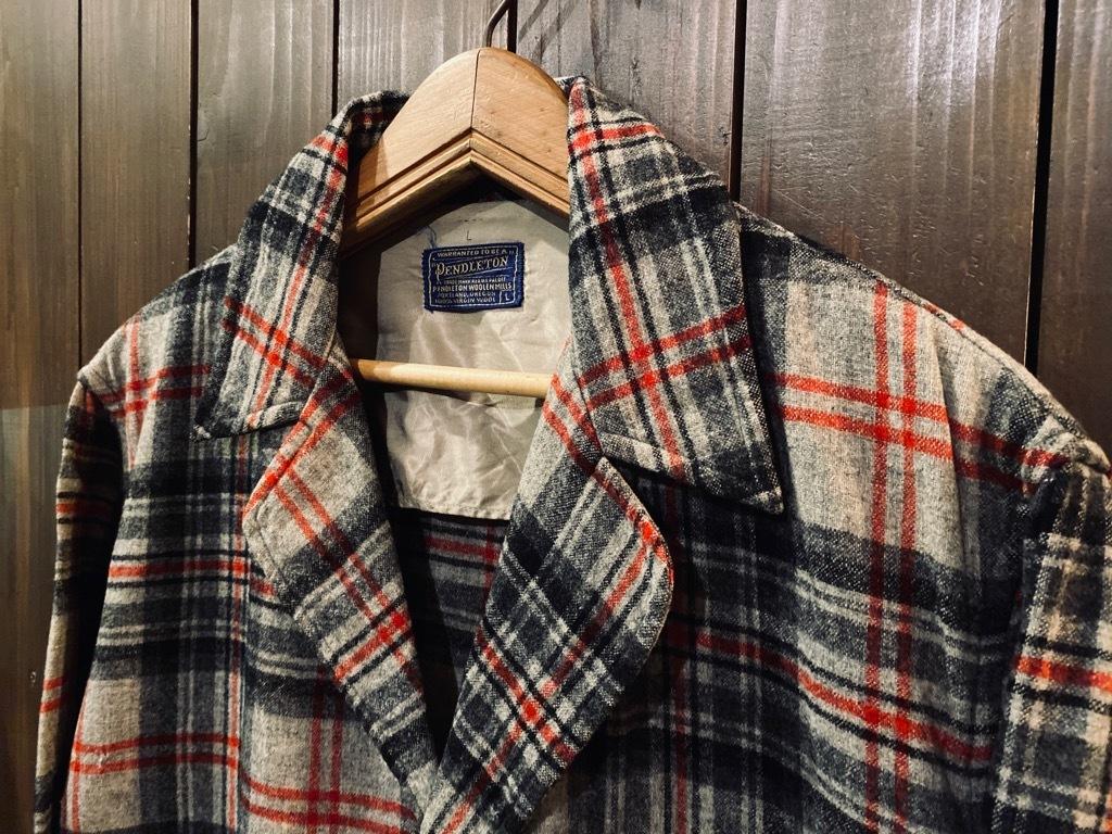 マグネッツ神戸店 9/19(土)冬Superior入荷! #5 Pendleton Shirt ,TopSter Jacket!!!_c0078587_12533974.jpg