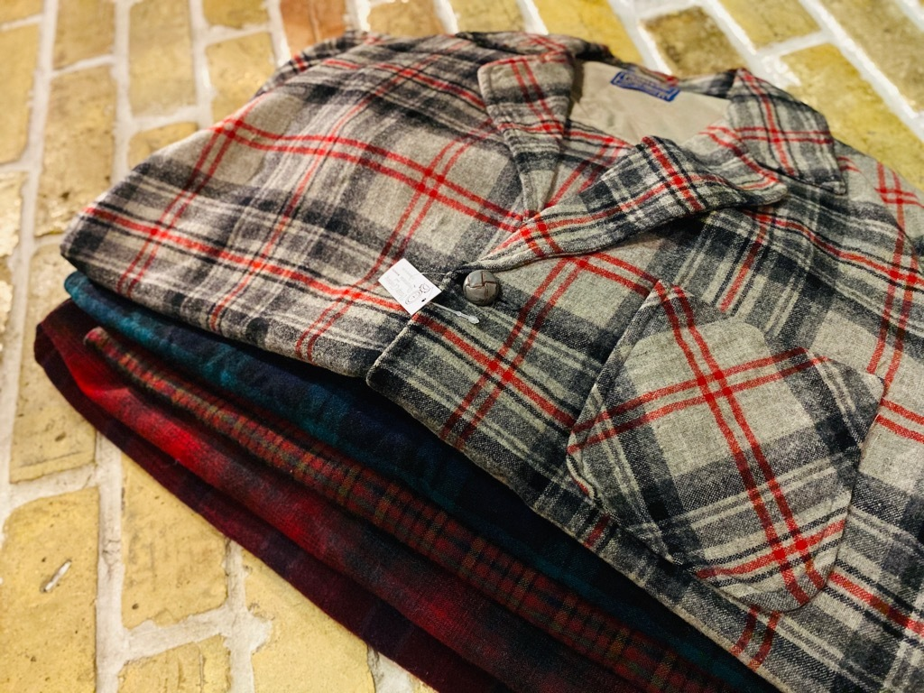 マグネッツ神戸店 9/19(土)冬Superior入荷! #5 Pendleton Shirt ,TopSter Jacket!!!_c0078587_12534034.jpg