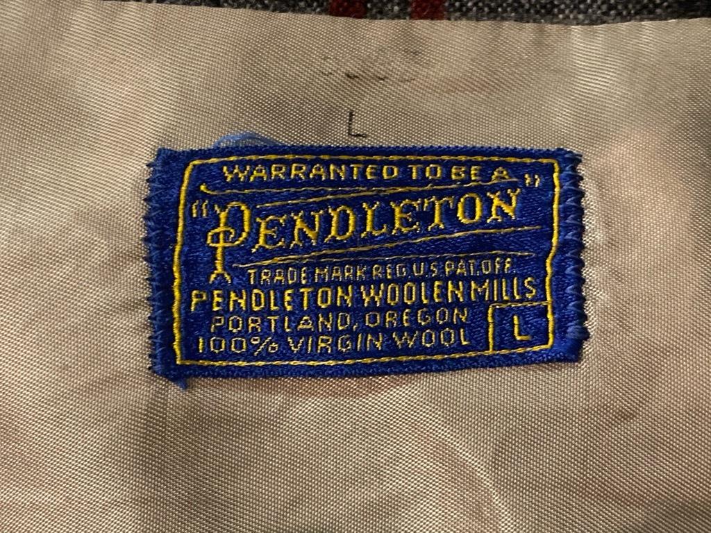 マグネッツ神戸店 9/19(土)冬Superior入荷! #5 Pendleton Shirt ,TopSter Jacket!!!_c0078587_12534057.jpg